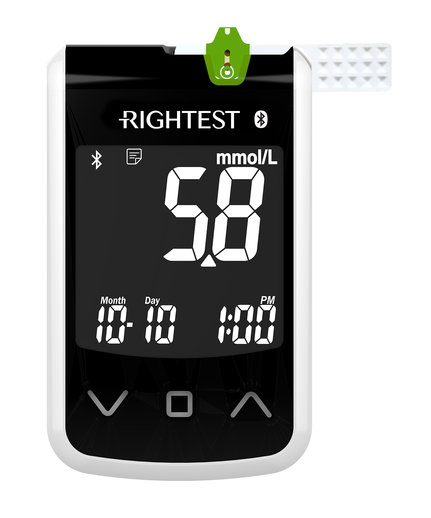 pro-img/05_Wiz/en/Wizplus-strip(mmol)-Rightest-glucose-meter.jpg